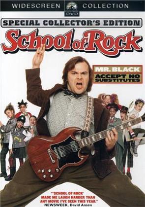 School of Rock (2003) (Collector's Edition)