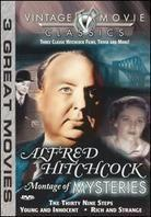 Alfred Hitchcock - Montage of Mysteries (Remastered)