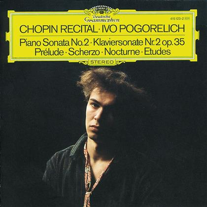 Ivo Pogorelich & Frédéric Chopin (1810-1849) - Klaviersonaten 2/U.A.