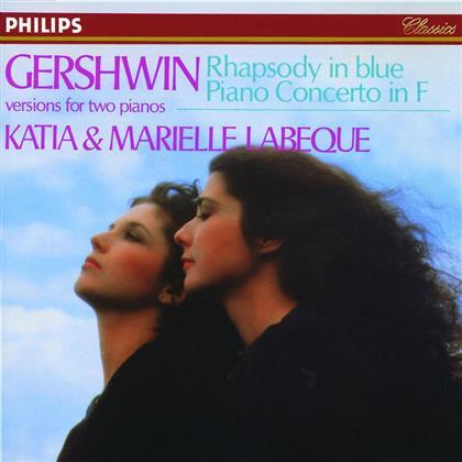 Labeque Katia & Marielle & George Gershwin (1898-1937) - Rhapsody In Blue/U.A.