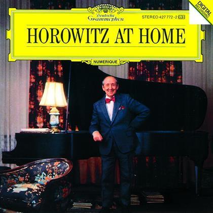 Vladimir Horowitz & Liszt F./Mozart W.A./Schubert F. - Horowitz At Home