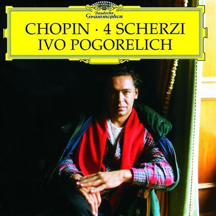 Ivo Pogorelich & Frédéric Chopin (1810-1849) - Scherzi(4)
