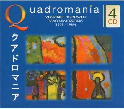 Nbc Symph.Or./London Symph.Or. & Vladimir Horowitz - Piano Masterworks (4 CDs)