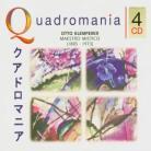 Mozart/Beethoven/Schumann/Bruc & Otto Klemperer - Maestro Mistico (4 CDs)