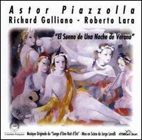 Astor Piazzolla (1921-1992) & Astor Piazzolla (1921-1992) - El Sueno De Una Noche De Veran