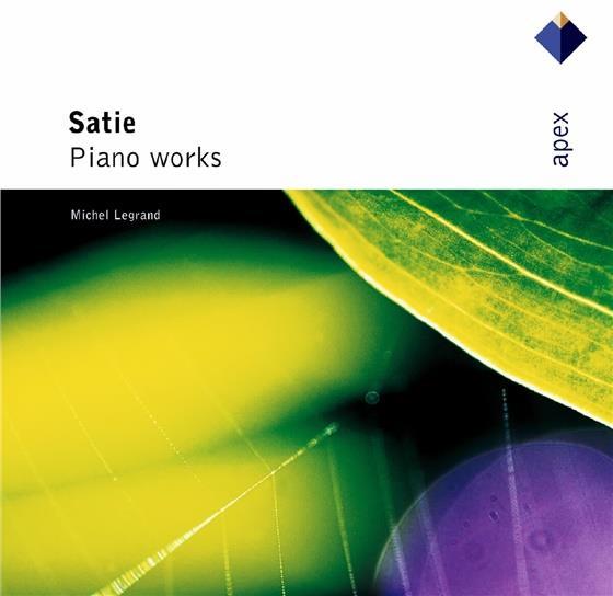 Michel Legrand & Eric Satie (1866-1925) - Klavierwerke