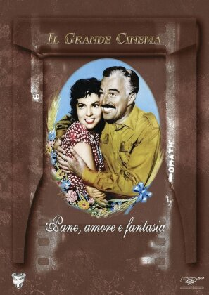 Pane, amore e fantasia (1953) (s/w)