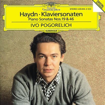 Ivo Pogorelich & Joseph Haydn (1732-1809) - Klaviersonaten 19/46