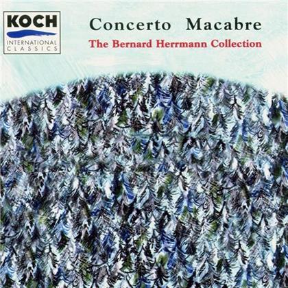 New Zealand So/Bes/P & Bernard Herrmann - Concerto Macabre