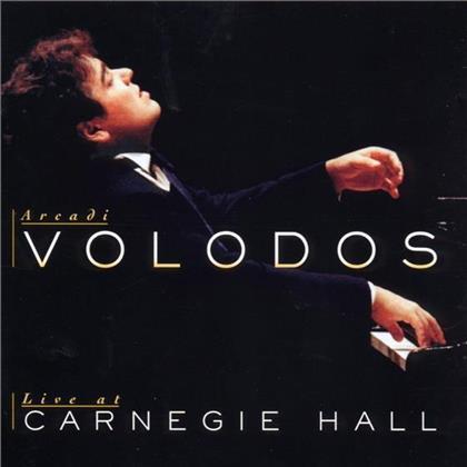 Arcadi Volodos & Various - Live At Carnegie Hal