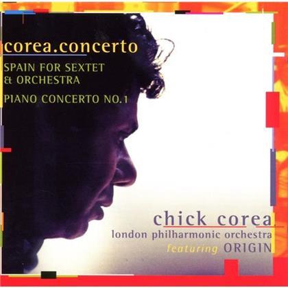 Corea Chick & London Philharmon & Chick Corea - Concerto