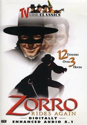 Zorro rides again (1937) (s/w)