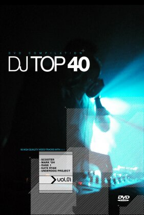 Various Artists - Dj Top 40 DVD
