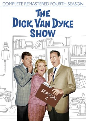 The Dick Van Dyke Show - Season 4 (b/w, Remastered, 5 DVDs)