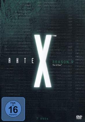 Akte X - Staffel 9 (7 DVDs)