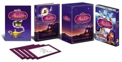 Aladdin (1992) (Collector's Edition, Gift Set, 2 DVDs)