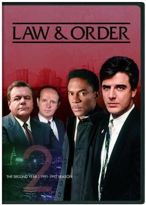 Law & Order - The Second Year (6 DVDs)