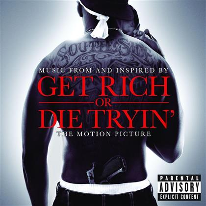 50 Cent - Get Rich Or Die Tryin - 50 Cent - OST (CD)