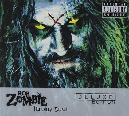 Rob Zombie - Hellbilly Deluxe (Deluxe Edition, CD + DVD)