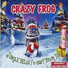 Crazy Frog - Jingle Bells / Can't Touch This