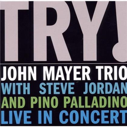 Mayer John Trio - Try - Live