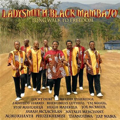 Ladysmith Black Mambazo - Long Walk To Freedom (Hybrid SACD)