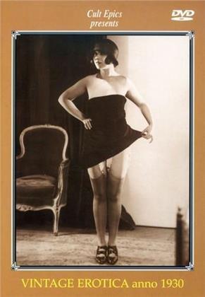 Vintage erotica anno 1930 (n/b, Versione Rimasterizzata)