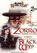Zorro (s/w, 2 DVDs)