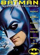 Batman - The complete Collection (4 DVDs)