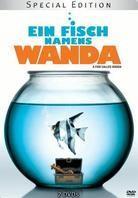 Ein Fisch namens Wanda (1988) (Special Edition, Steelbook, 2 DVDs)