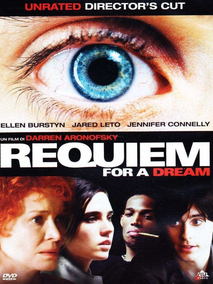 Requiem for a dream (2000) (Director's Cut, Unrated)