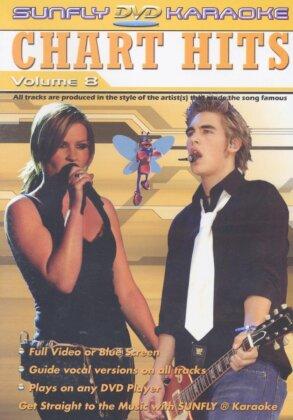 Karaoke - Sunfly - Chart Hits Volume 8