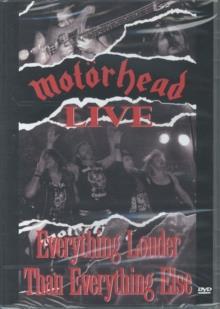 Motörhead - Live - Everything louder than everything else
