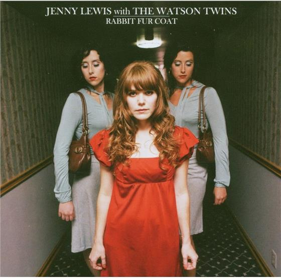 Jenny Lewis (Rilo Kiley) & Watson Twins - Rabbit Fur Coat