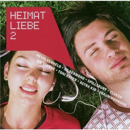 Heimatliebe - Various 2 (2 CDs)