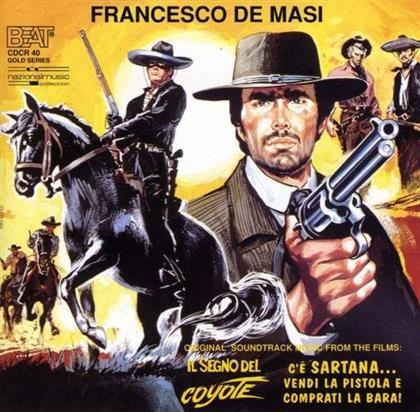 Francesco De Masi - Il Segno Del Coyote - OST