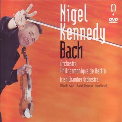 Nigel Kennedy & Johann Sebastian Bach (1685-1750) - Bach (Limited Edition, CD + DVD)