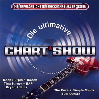 Ultimative Chartshow - Rockstars (2 CDs)