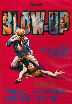 Blow-Up (1966) (Cineclub Mistery)