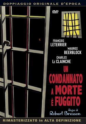 Un condannato a morte è fuggito (1956) (s/w)