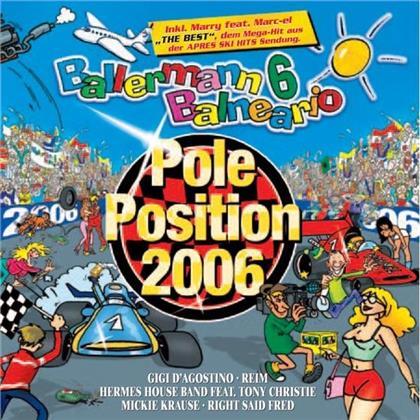 Ballermann Pole Position 6 - Various - 2006 (2 CDs)