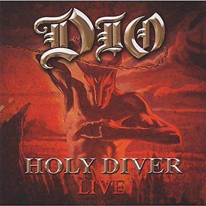Dio - Holy Diver - Live (2 CDs)