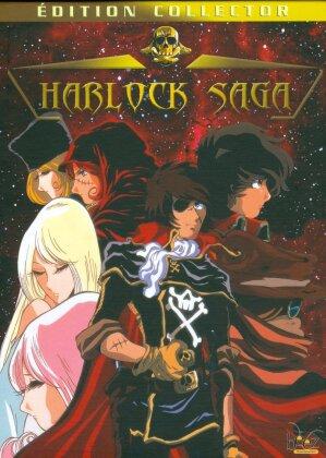 Harlock Saga (Collector's Edition, 2 DVDs)