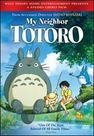 My neighbor Totoro (1988) (2 DVDs)