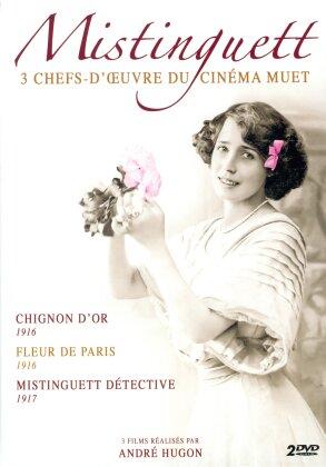 Mistinguett (s/w, 2 DVDs)