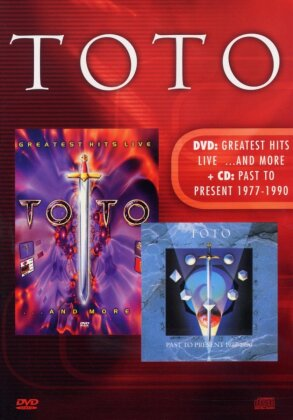 Toto - Greatest hits / Past & present (DVD + CD)