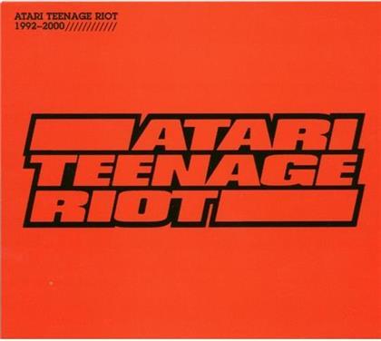 Atari Teenage Riot - Best Of (1992-2000)