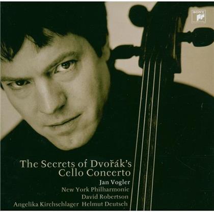 Helmut Deutsch, David Robertson, Angelika Kirchschlager, Antonin Dvorák (1841-1904) & Jan Vogler - Secrets of Dvoraks Cello Concertos