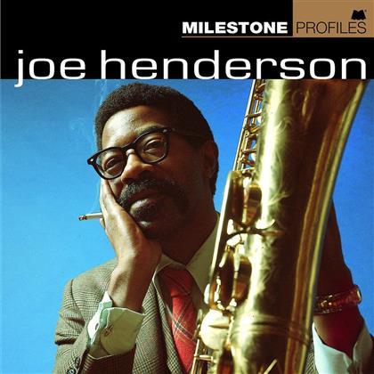 Joe Henderson - Milestone Profile