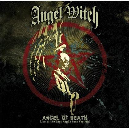 Angel Witch - Angel Of Death-Live